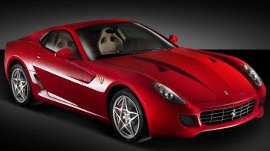 How the Ferrari 599 GTB Fiorano Works