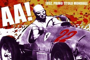 Ferrari won the 1952 Grand Prix title.