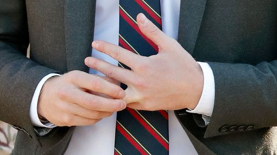 Annoyed by Other Peoples' Fidgeting? Study Says You're Not Alone