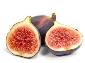 Figs are often dried or pressed into jellies and spreads, but many people consider fresh, ripe figs true delicacies.