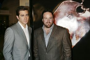 """""""Jarhead"""" follows the combat events of Marine Pvt. Anthony Swofford, right, shown here with star Jake Gyllenhaal, left. Academy-award winning film editor Walter Murch edited the film, adding his own vision."""