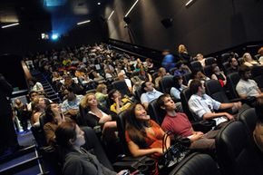 Americans still flock to movie theaters in droves.