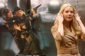 """""""Sky Captain and the World of Tomorrow,"""" starring Gwyneth Paltrow, was edited using Final Cut Pro."""