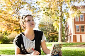 Your college financial aid isn't exactly free money -- you may have to give a portion of it to Uncle Sam.