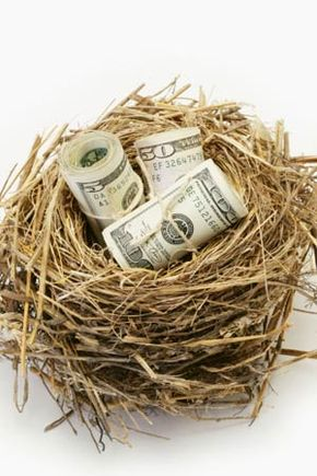 Take a good look at your financial situation.