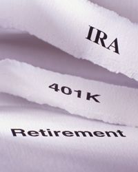 Taking a close look at your retirement options and investing well can give you financial peace of mind.