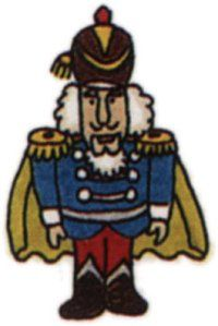 Look for the Nutcracker and other characters from this popular Christmas ballet on the coming pages.