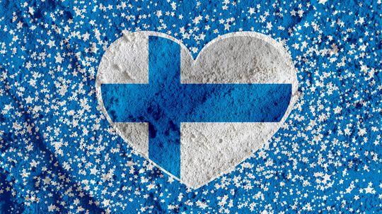 Finland Is Definitely Happy, but Is it Part of Scandinavia?