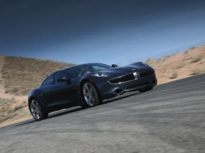 The 2010 Fisker Karma is available in three different trim levels.