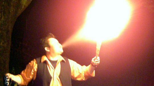 How Fire Breathing Works