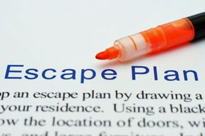 If you don't already have one in place, it's time to draw up your escape plan.