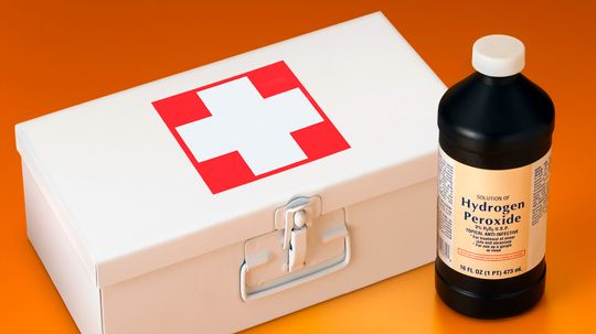 Why Does Hydrogen Peroxide Come in a Brown Bottle?