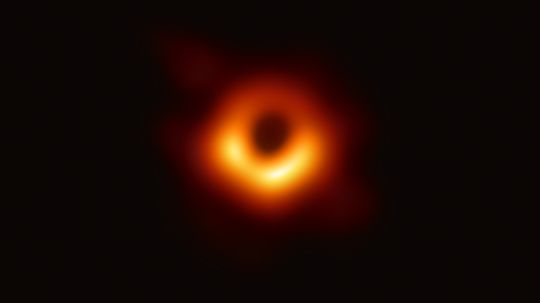 The First Image of a Black Hole Is Here