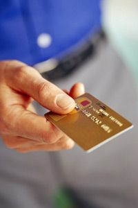 Image Gallery: Money Scams Do your research before applying for a credit card. See pictures of money scams.