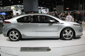 The technology used in cutting-edge hybrids like the Chevrolet Volt has been around for more than a century. Surprised?