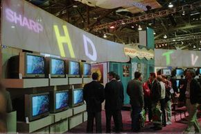 By 1998, HDTV had become a major buzz word at conferences like the Consumer Electronics Show.