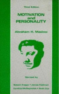 """Abraham Maslow's """"Motivation and Personality,"""" in which he introduced his Hierarchy of Needs. See more storm pictures."""