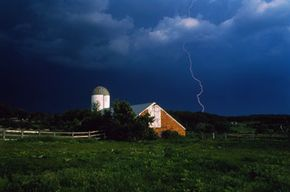 Thunderstorms rolling over the Minnesota plains like this one drew both Jensen and Hoadley into chasing them.