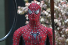 """Spidey caught everyone in his web when """"Spider-Man"""" was released in 2002. The movie was the first to make more than $100 million on opening weekend."""
