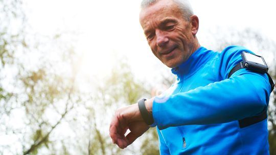 Are people who wear fitness trackers healthier than people who don't?