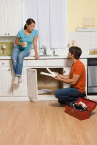 Often, the best thing to do is to make sure that any small repairs and projects are completed before you sell your home.