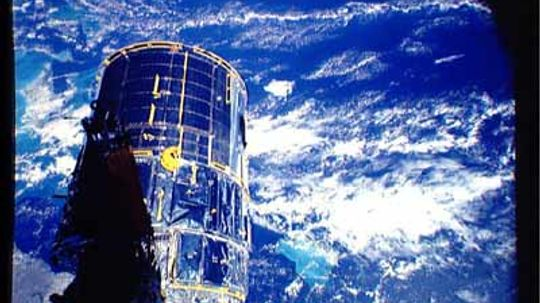 How Fixing the Hubble Spacecraft Works