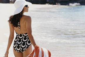 You may not have the body of a celebrity, but that should never let that stop you from hitting the beach.