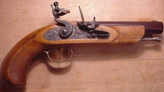 How Flintlock Guns Work