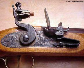 The flintlock