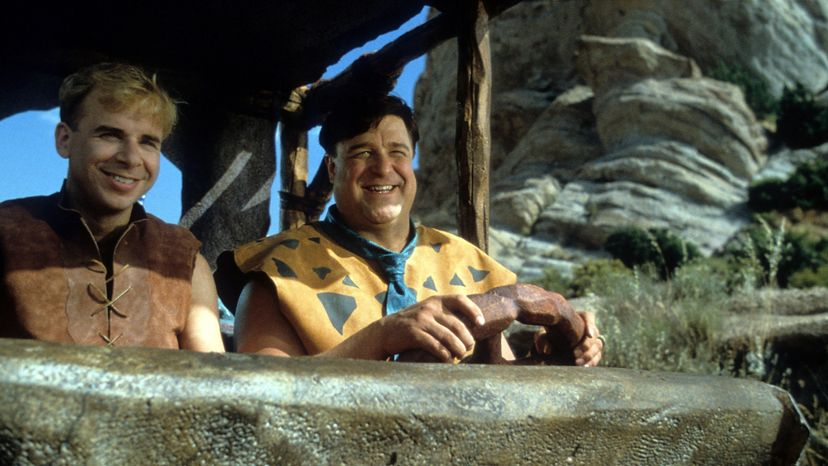 Rick Moranis, John Goodman, The Flintstones