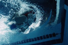 Learning to flip turn well can actually give you a better workout if you're training for a triathlon.