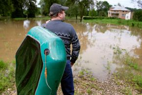 To be eligible for the National Flood Insurance Program, your community must adopt and enforce floodplain ordinances to mitigate flood damage.