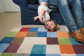 Like the look of a patchwork rug? They're easier to make that you might think.