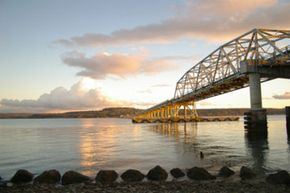 The Hood Canal Bridge has experienced some problems over the years.