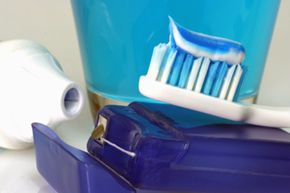 Which came first: the brush or the floss?