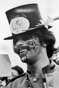 The psychedelic lifestyle peaked in San Francisco in 1967.