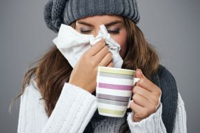 Getting a flu shot won't help your body fend off the common cold.