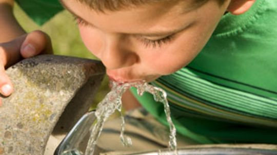 Is the fluoride in water good for your teeth?