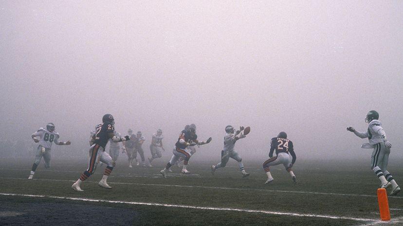 fog mist Fog Bowl