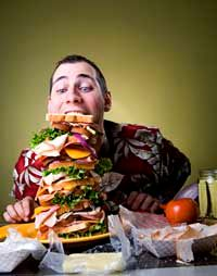 Food cravings are, by definition, intense and specific. See more human senses pictures.