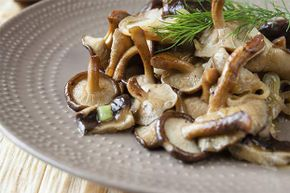Shitake mushrooms are known for cancer- and bacteria-fighting abilities.