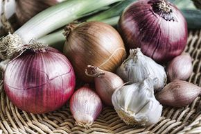 Despite stinking your breath, raw onions are good for battling oral bacteria.