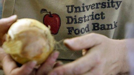 How Food Banks Work