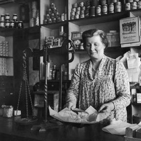 Mom-and-pop stores once dotted the country and provided food staples to urban, suburban and rural areas.
