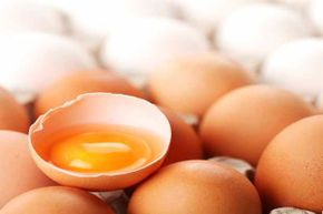 There's no direct link between eating eggs and heart disease.