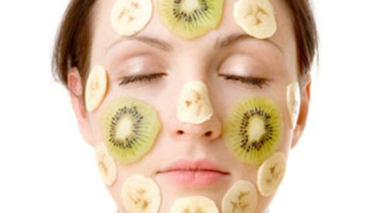 Are foods that promote healthy skin also good in face masks?