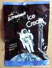 You can freeze-dry ice cream!