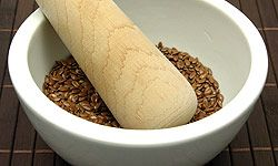 Flaxseed is also known as linseed.