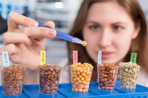 There's serious science behind the creation, packaging, delivery and storage of thousands of food products – and that science needs scientists.
