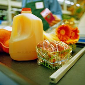 Food packaging makes an environmental, marketing and nutritional impact. Check out these boxed food pictures.